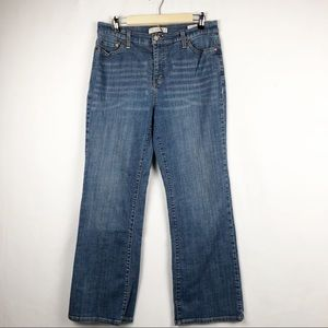 LEVI'S Perfectly Slimming Bootcut 512 Jeans - 14